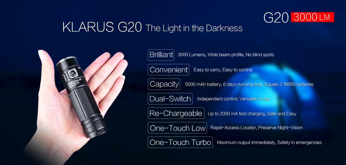 Good news, 3000 lumens